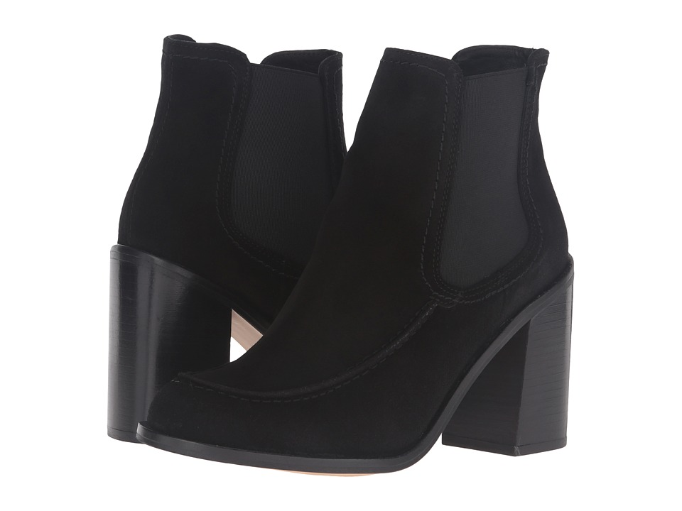 Shellys London Ashley (Black) Women's Dress Boots