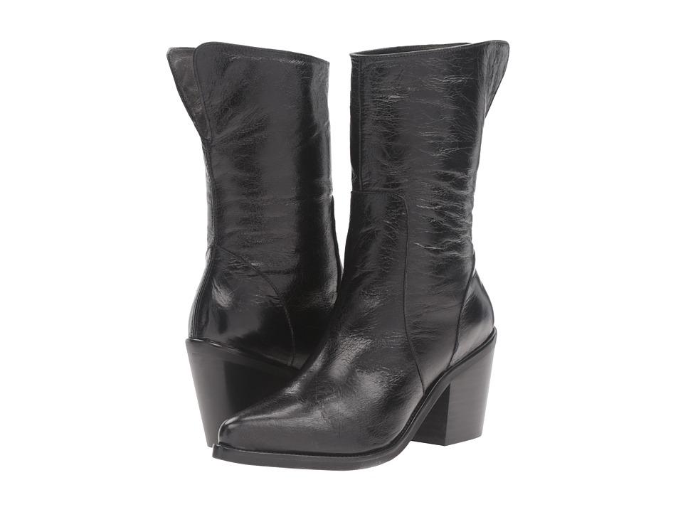 Shellys London - Sylvia (Black) Women's Boots