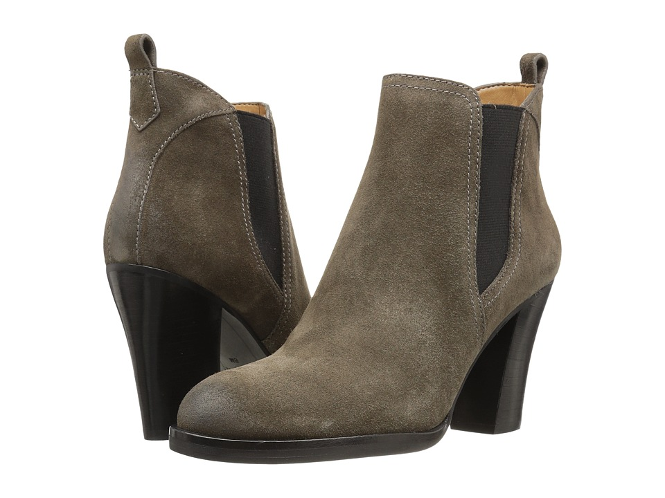 Marc Fisher LTD - Mallory (Dark Gray Suede) Women's Pull-on Boots