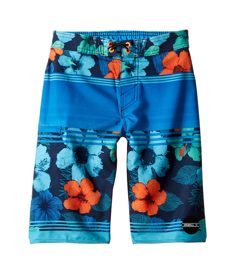 O'Neill Kids - Hyperfreak Essence Shorts (Little Kids) (Navy) Boy's Shorts