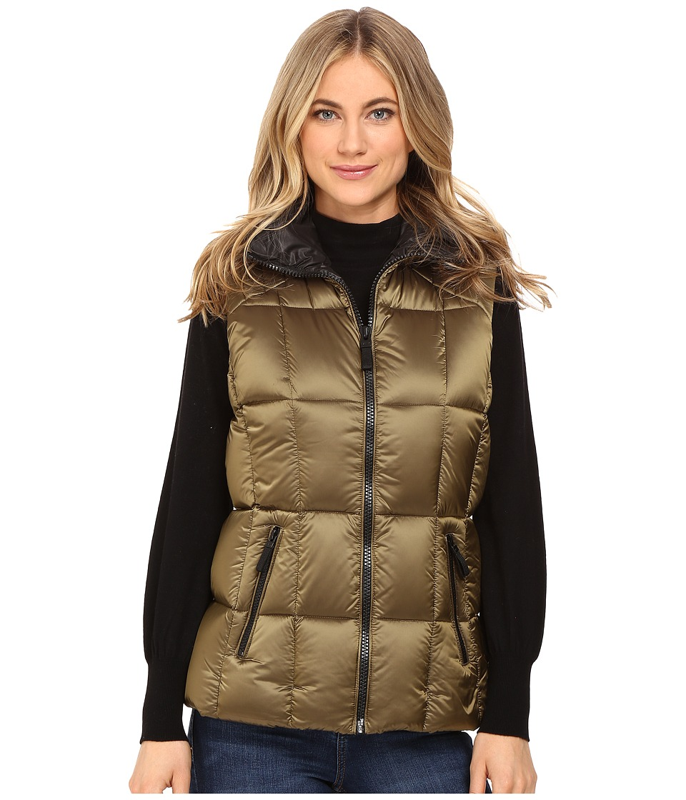 Marc New York by Andrew Marc - Mikaela (Gold) Women's Vest
