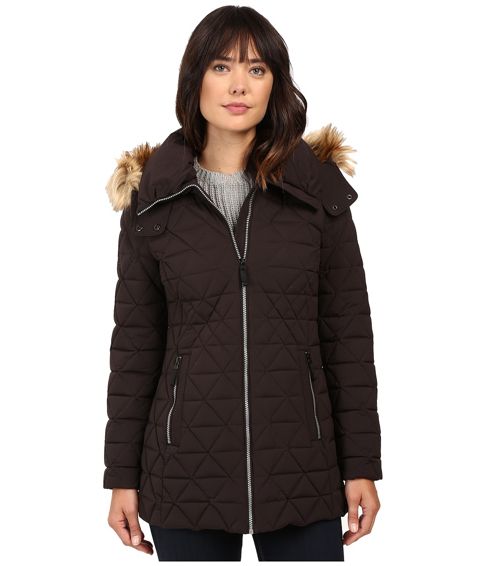 Marc New York by Andrew Marc - Tobi 30 Coat (Black) Women's Coat