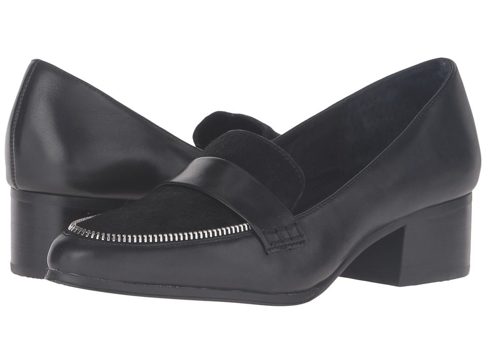 Shellys London - Lichfield (Black) Women's Slip-on Dress Shoes