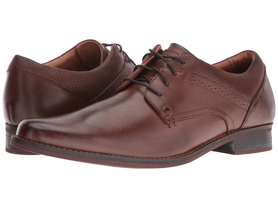 Mark Nason - Tatum (Cognac Dress Leather) Men's Shoes