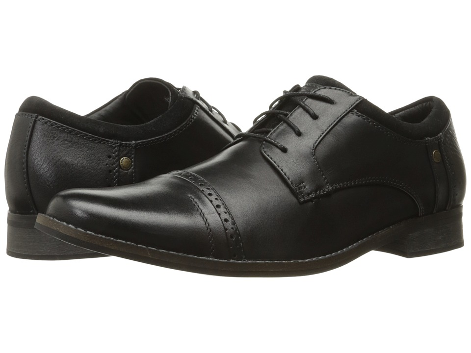 Mark Nason Brubeck (Black Dress Leather) Men