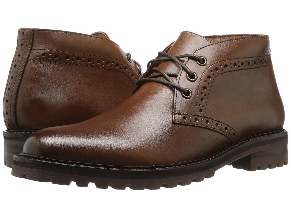 Mark Nason - Gillespie (Cognac) Men's Shoes