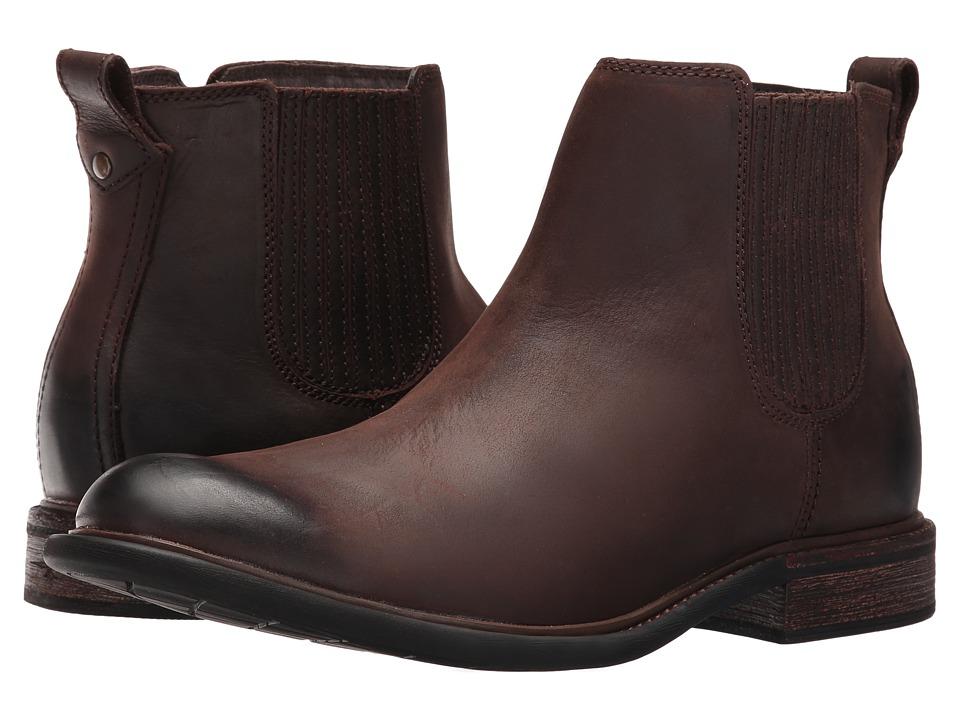 Mark Nason - Cobden (Dark Brown Leather) Men's Shoes
