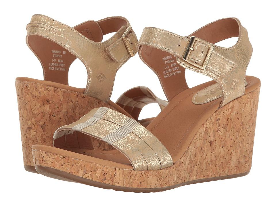 Sperry - Dawn Echo (Platinum) Women's Clog/Mule Shoes