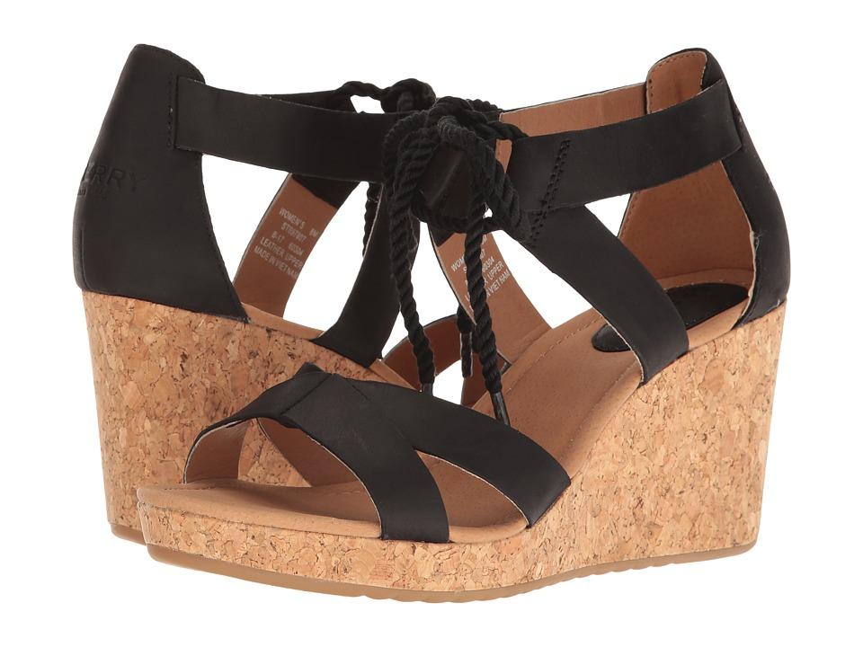 Sperry - Dawn Ari (Black) Women's Clog/Mule Shoes