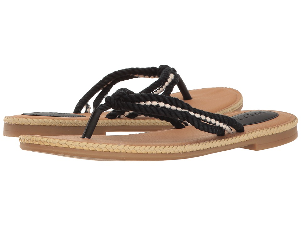 Sperry - Anchor Coy (Black) Women's Sandals