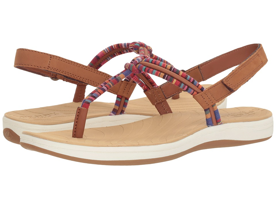 Sperry - Seabrook Elsie (Sierra/Caribbean Stripe) Women's Sandals