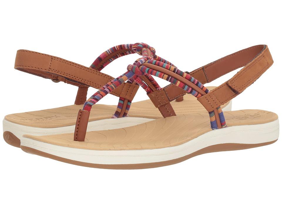 Sperry - Seabrook Elsie (Sierra/Caribbean Stripe) Women's Sandals
