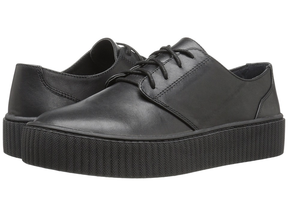 Shellys London - Peter (Black) Women's Lace up casual Shoes
