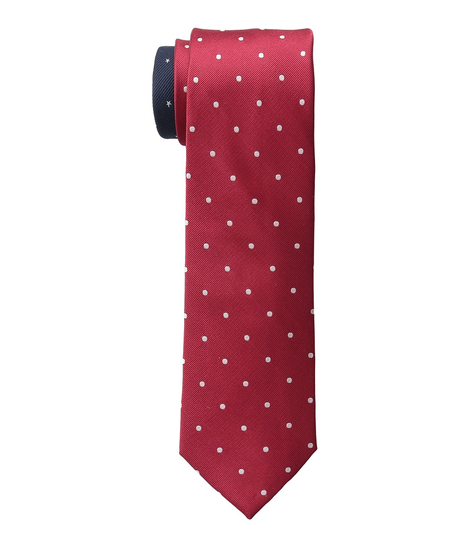 Tommy Hilfiger - Rwb Dot (Red) Ties