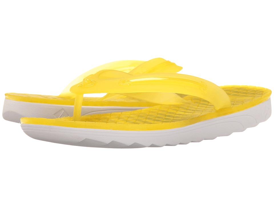 Sperry - Jellyfish Lane (Yellow) Women's Sandals