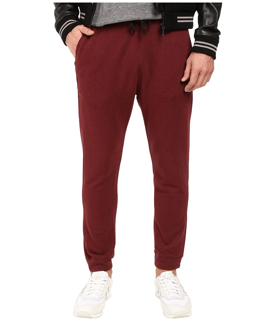 Levi's(r) Mens - Line 8 Track Pants (Chocolate Truffle Fleece) Men's Casual Pants