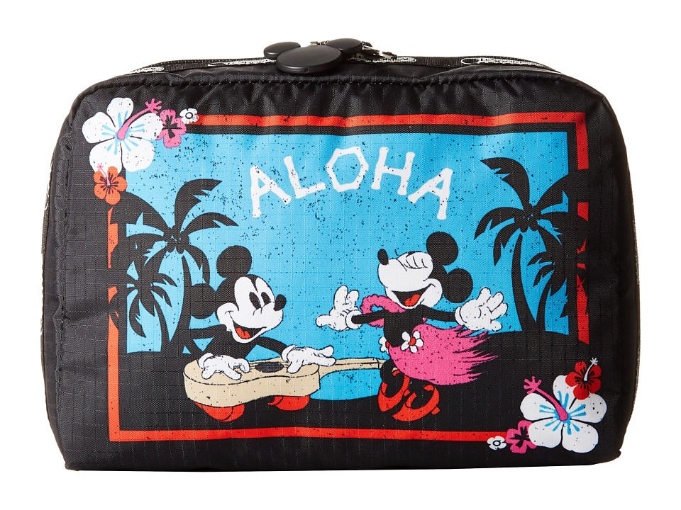 LeSportsac Luggage - Extra Large Rectangular Cosmetic Case (Aloha Holiday) Cosmetic Case