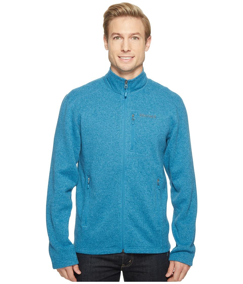 Marmot - Drop Line Jacket (Slate Blue) Men's Jacket