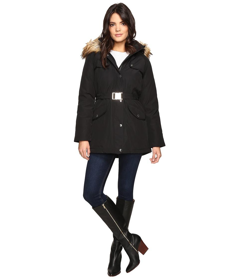 MICHAEL Michael Kors Down Jacket M822202T (Black) Women