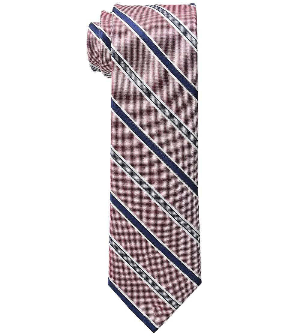 Tommy Hilfiger - Out To Sea Stripe (Red) Ties