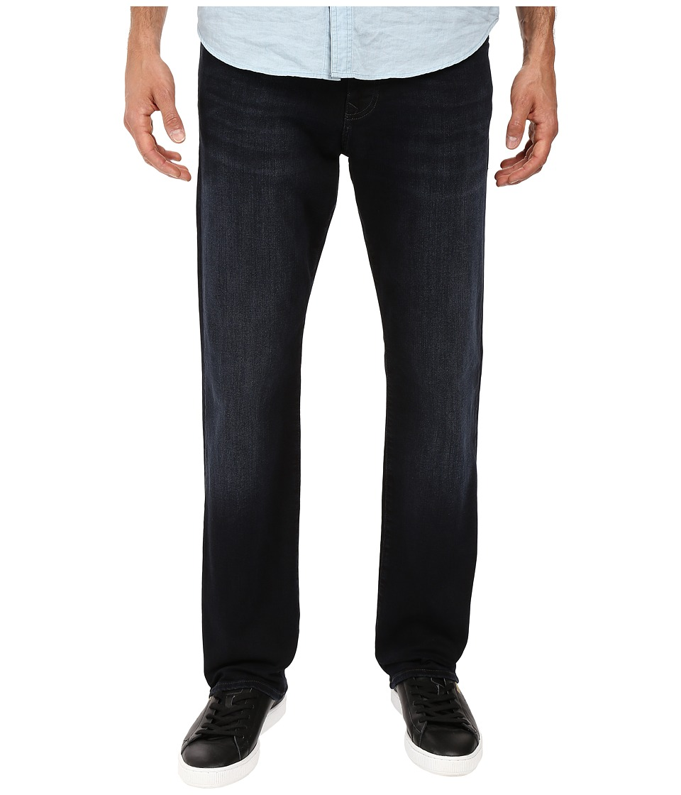 Mavi Jeans Matt Mid-Rise Straight in Ink Williamsburg (Ink Williamsburg) Men