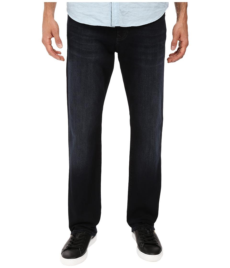Mavi Jeans - Matt Mid-Rise Straight in Ink Williamsburg (Ink Williamsburg) Men's Jeans