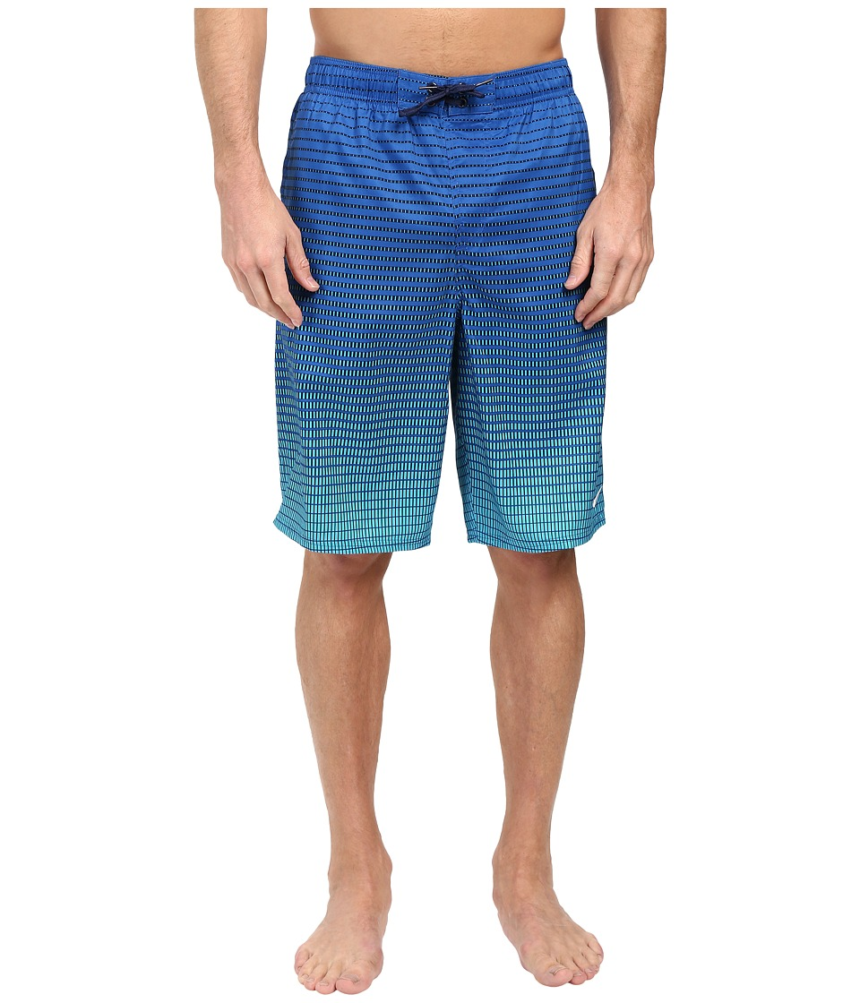 Nike - Continuum 11 Volley Shorts (Hyper Cobalt) Men's Swimwear