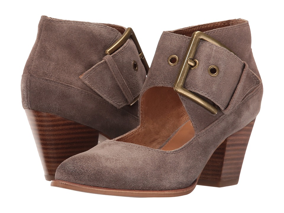 Corso Como - Bernadette (Taupe Suede) Women's Shoes
