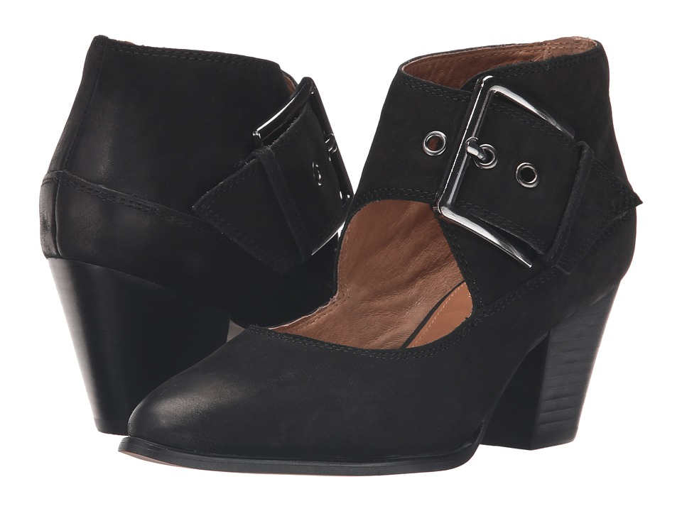 Corso Como - Bernadette (Black Nubuck) Women's Shoes