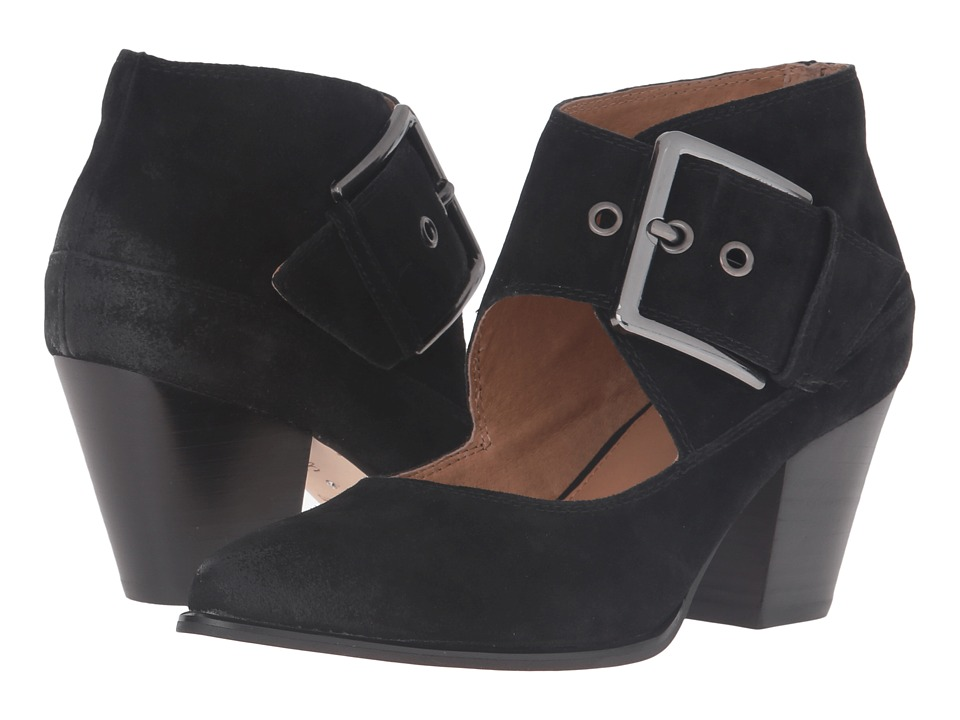 Corso Como - Bernadette (Black Suede) Women's Shoes