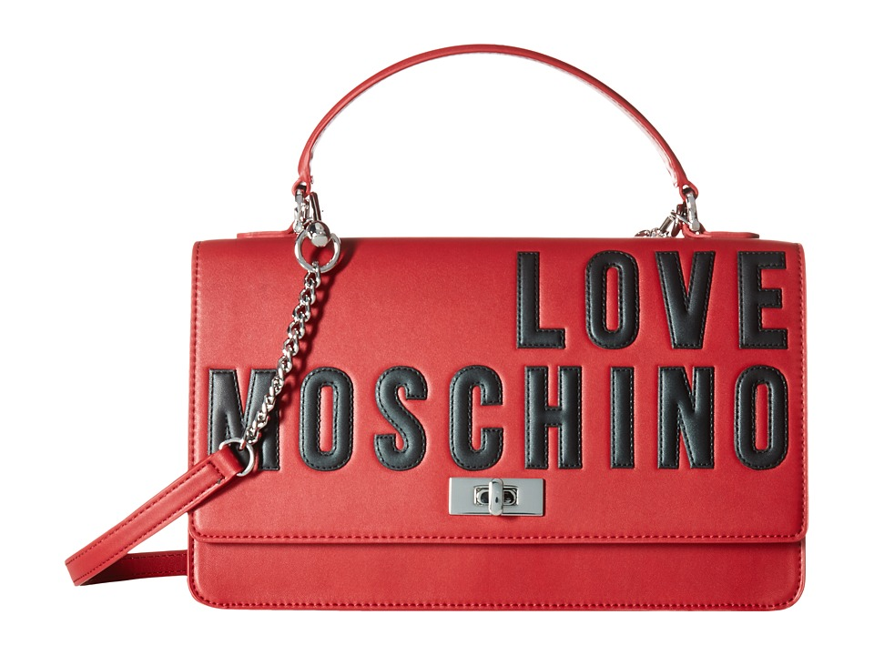 LOVE Moschino - Envelope (Red) Handbags