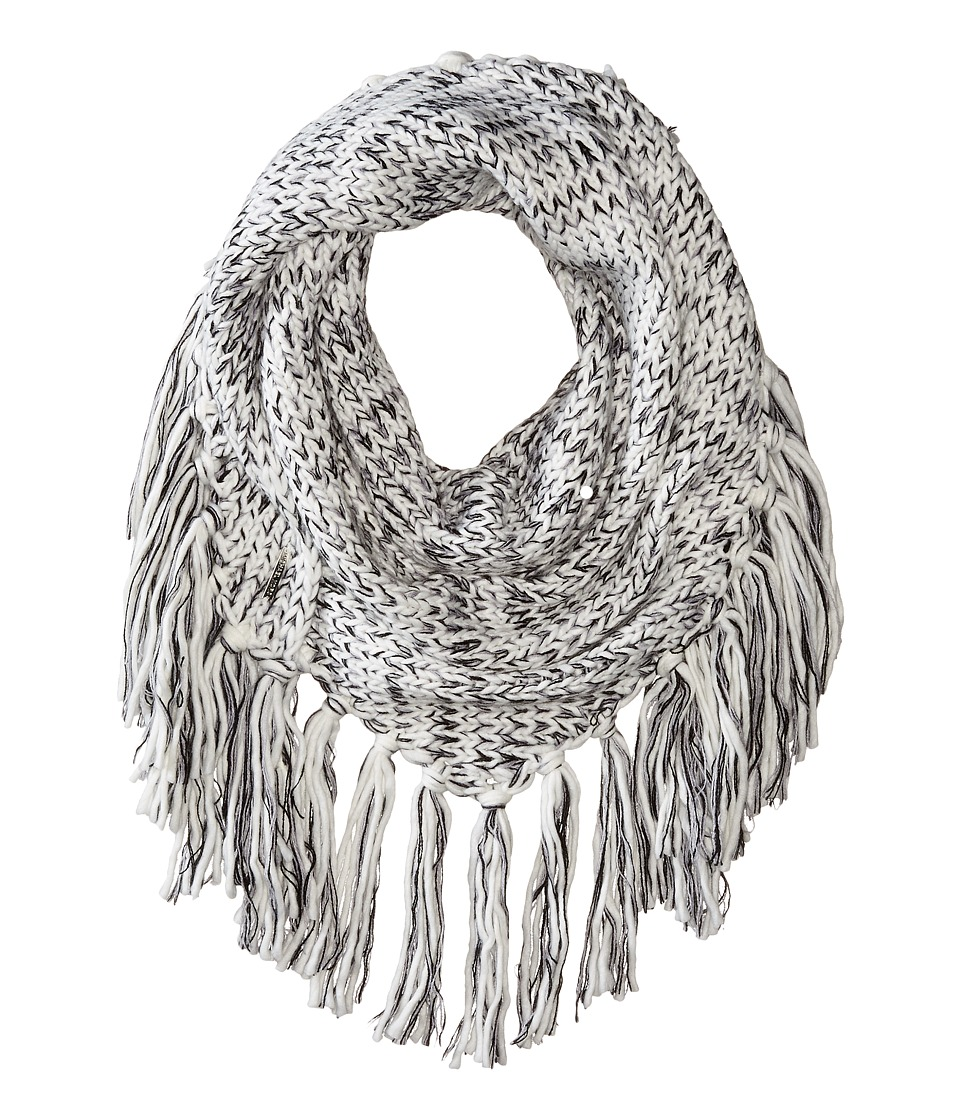 MICHAEL Michael Kors - Tweed Triangle (Cream/Pearl/Black) Scarves
