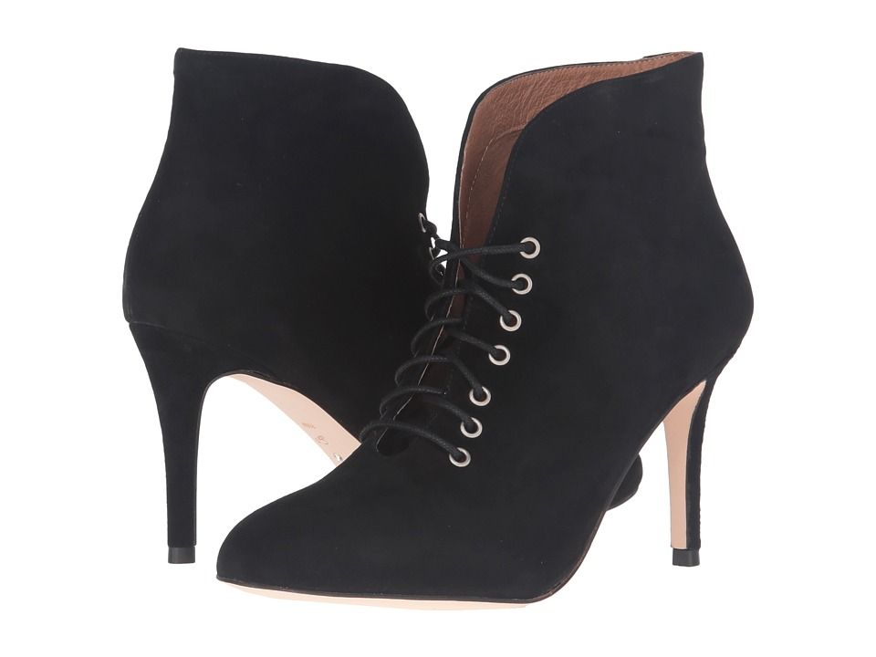 Corso Como - Myer (Black Suede) Women's Shoes