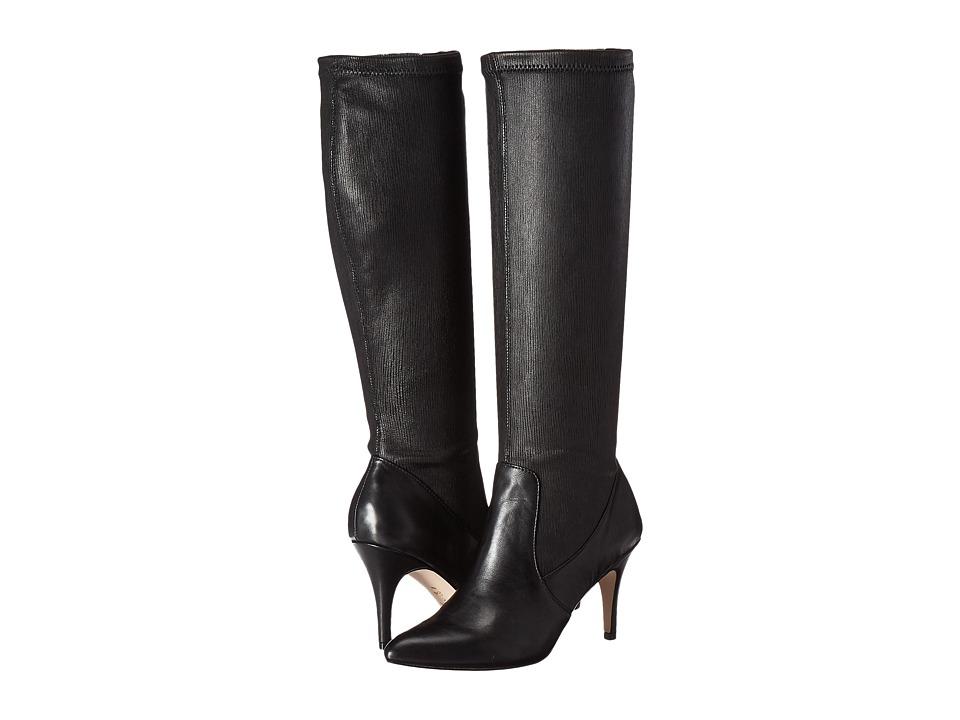 Corso Como Redding (Black Stretch Leather) Women