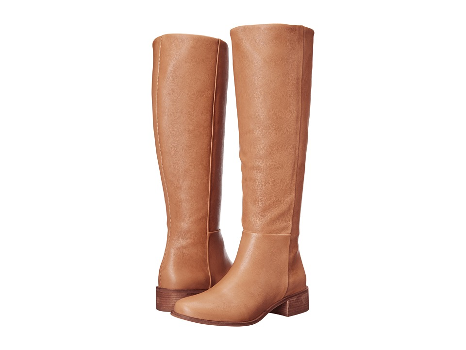 Corso Como - Garrison Extended Calf (Nude Soft Tumbled) Women's Boots