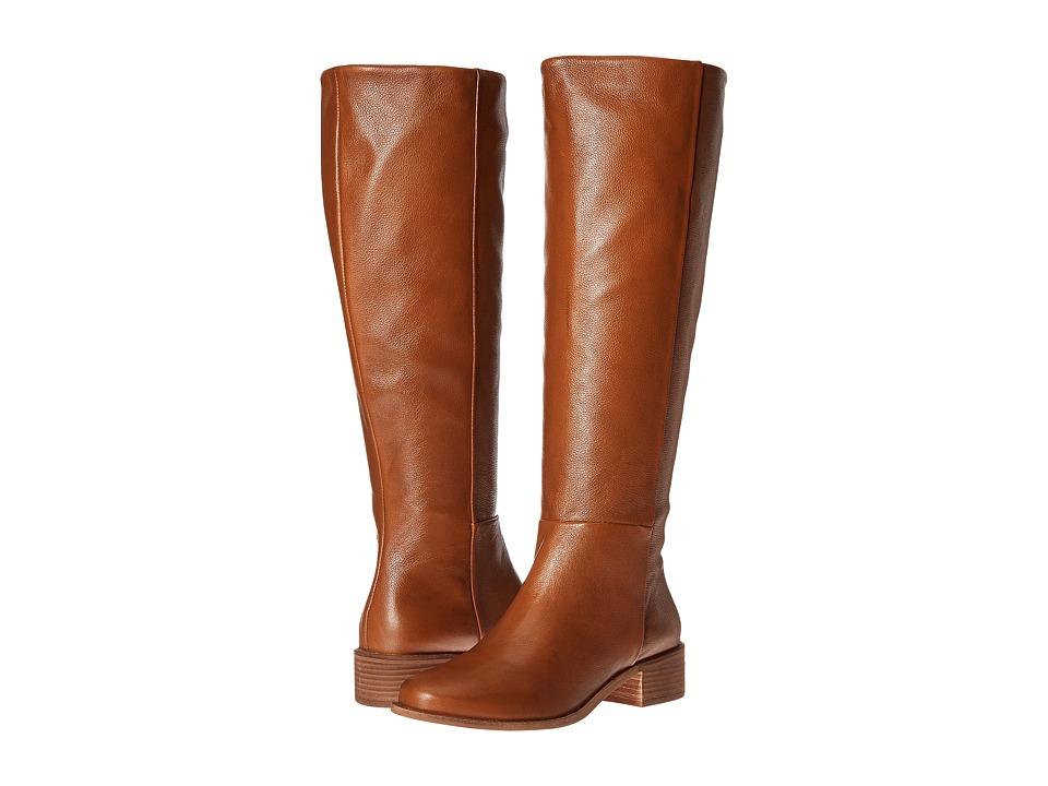 Corso Como - Garrison Extended Calf (Tobacco Soft Tumbled) Women's Boots