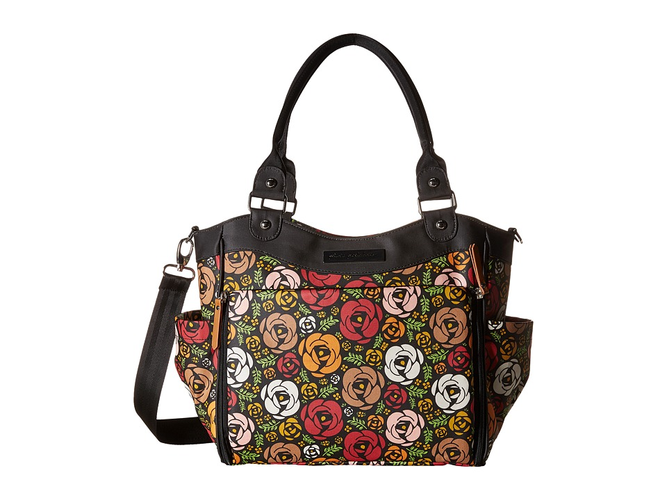 petunia pickle bottom - Glazed City Carryall (Gardens of Gillingham) Diaper Bags