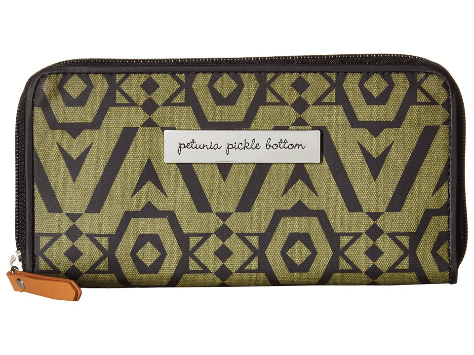 petunia pickle bottom - Glazed Wanderlust Wallet (Brazilian Bossanova) Clutch Handbags