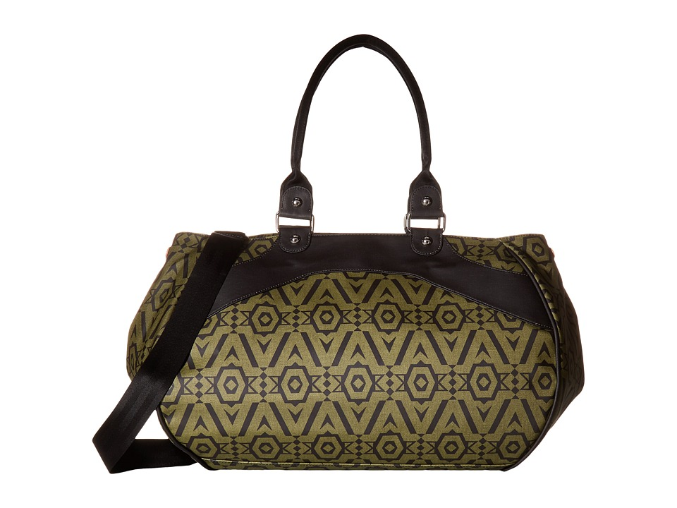 petunia pickle bottom - Glazed Wistful Weekender (Brazilian Bossanova) Diaper Bags