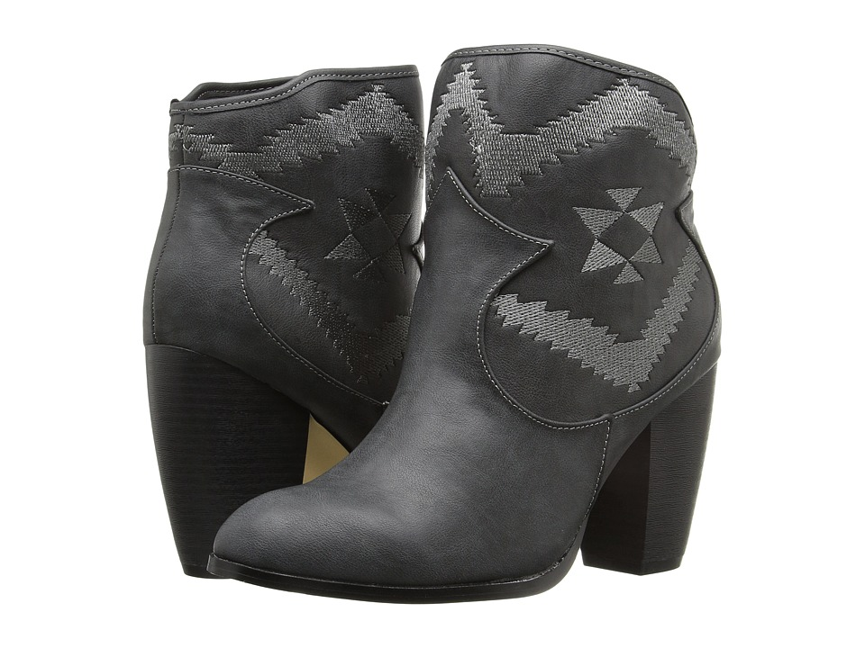 Michael Antonio - Master (Charcoal) Women's Boots