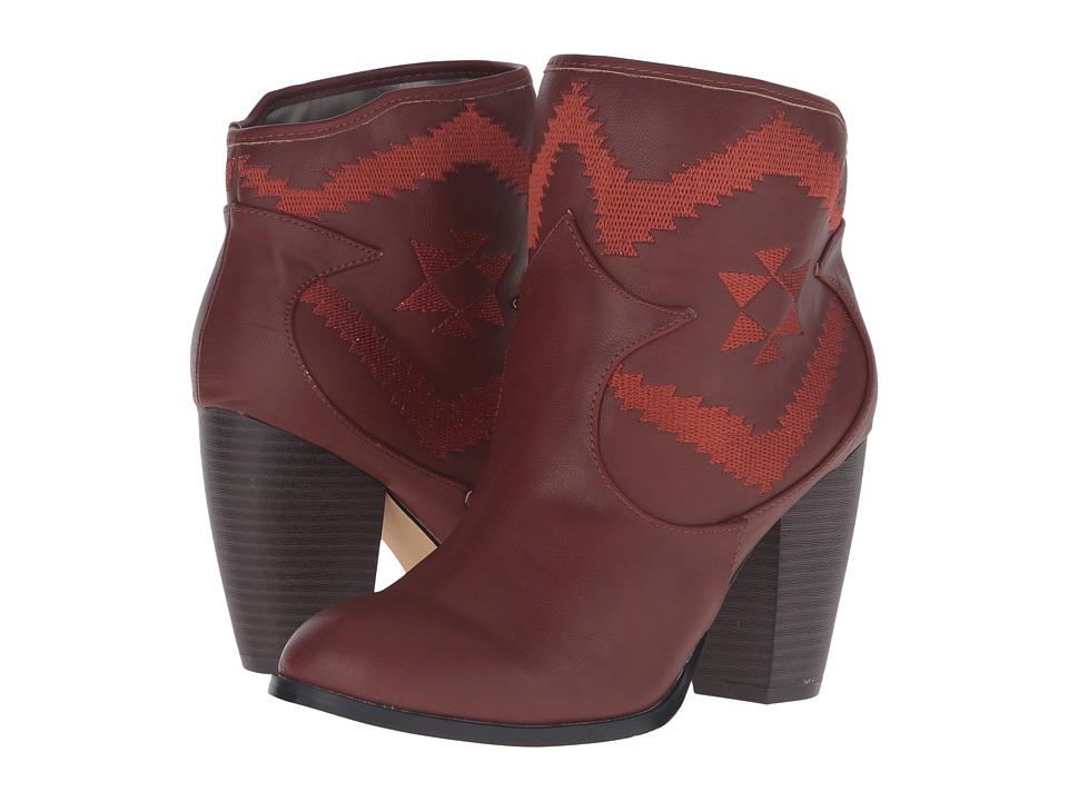 Michael Antonio - Master (Cognac) Women's Boots