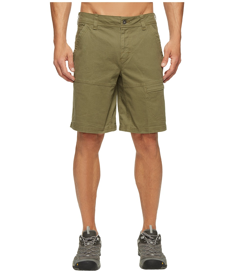 Marmot - Saratoga Shorts (Burnt Olive) Men's Shorts