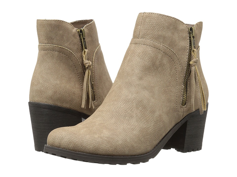 A2 by Aerosoles Convincing (Taupe Snake) Women