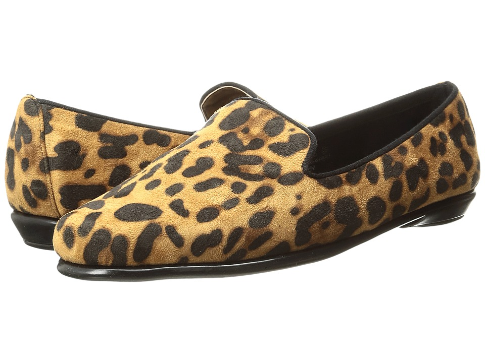 Aerosoles - Betunia (Leopard Tan) Women's Flat Shoes