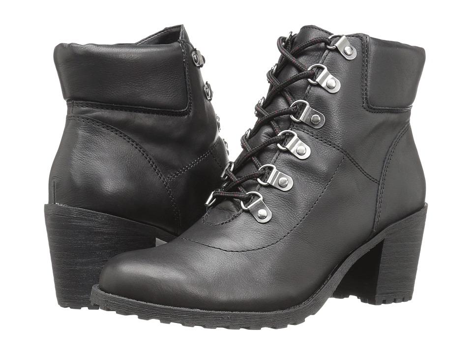 Aerosoles - Inception (Black Leather) Women's Shoes