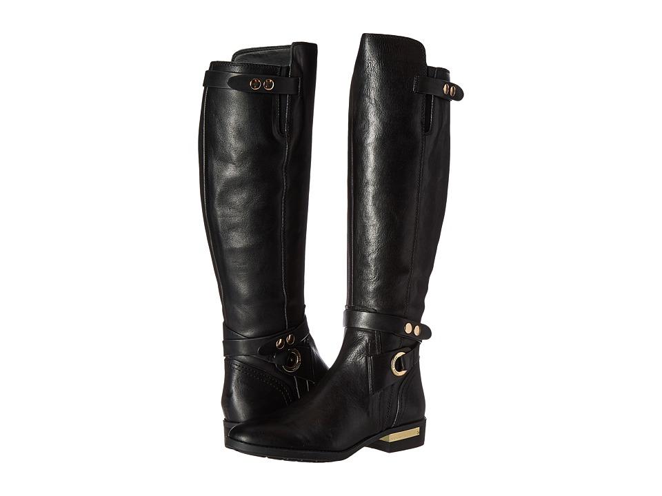 Vince Camuto - Prini (Black Easy Rider/New Vachetta) Women's Boots