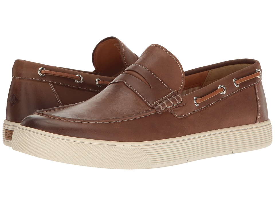 Sperry - Gold Sport Casual Penny w/ ASV (Barley) Men's Lace up casual Shoes