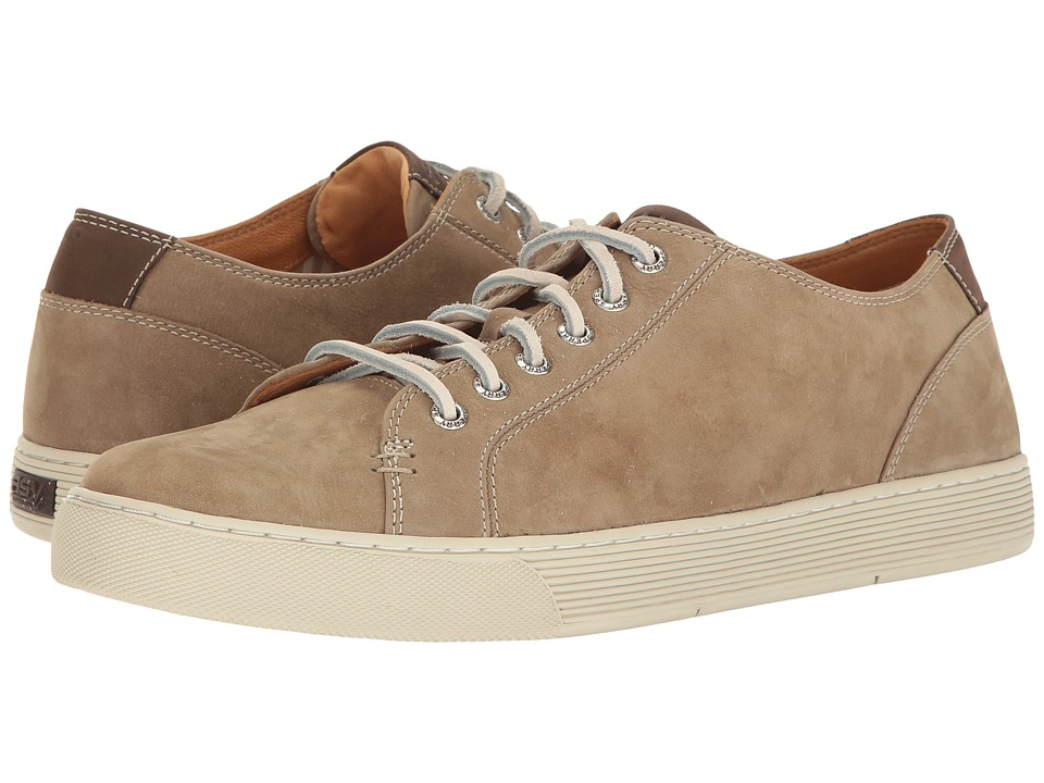 Sperry - Gold Sport Casual LTT Nubuck w/ ASV (Taupe) Men's Lace up casual Shoes