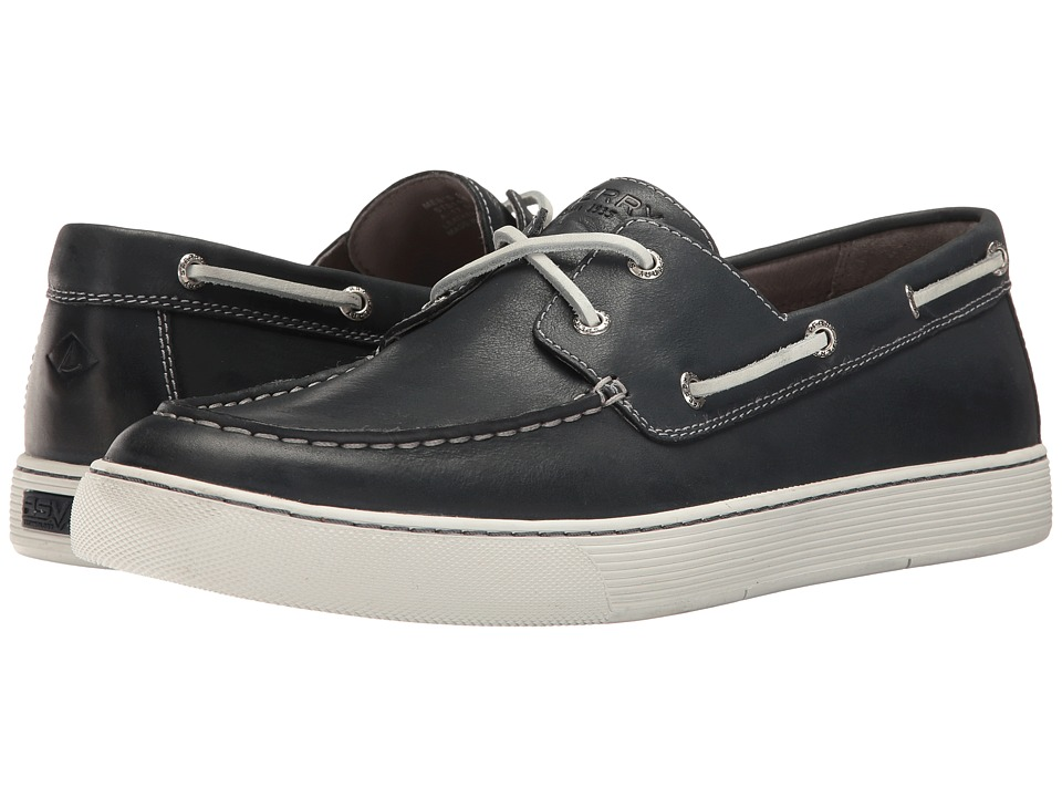 Sperry - Gold Sport Casual 2-Eye w/ ASV (Navy) Men's Lace up casual Shoes