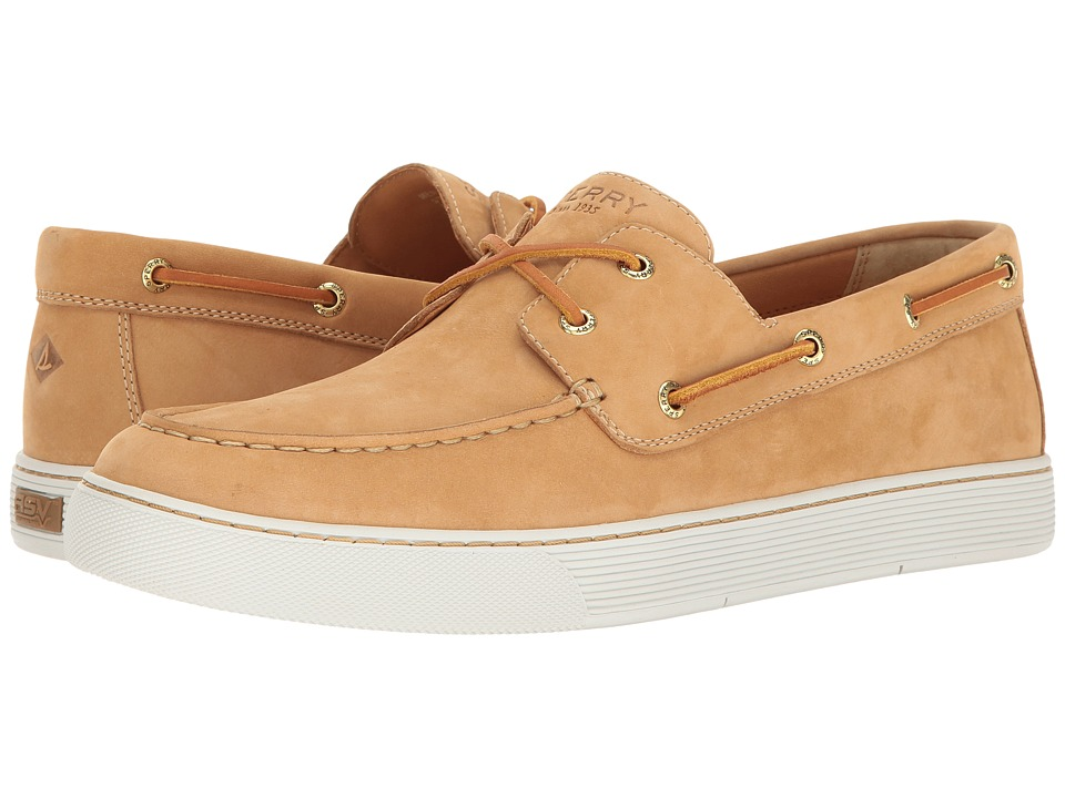 Sperry - Gold Sport Casual 2-Eye w/ ASV (Hickory) Men's Lace up casual Shoes
